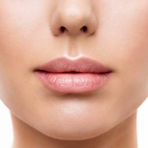 Upper Lip and Chin